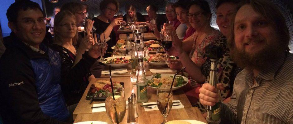 META-Health Foundation Dinner